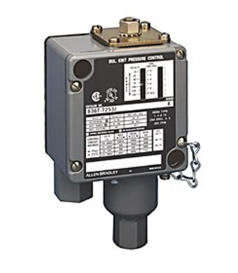 electromachanical type pressure switch