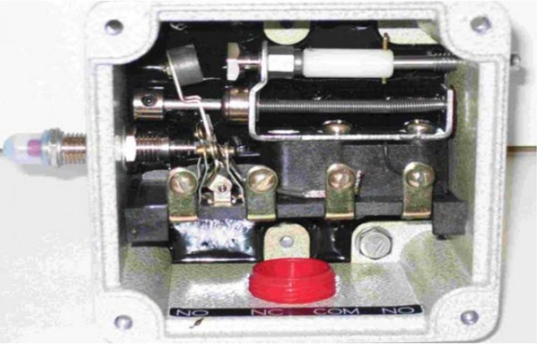 mechanical vibation switch
