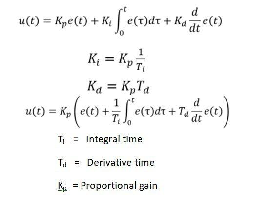 pid formula