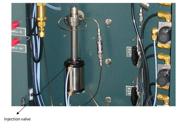 injection valve