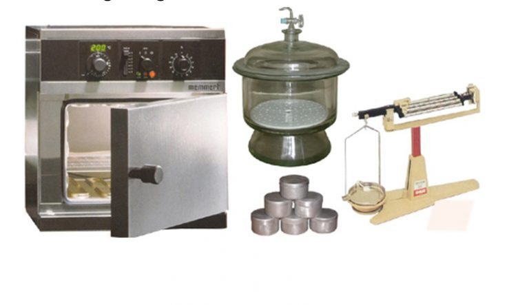 air oven method