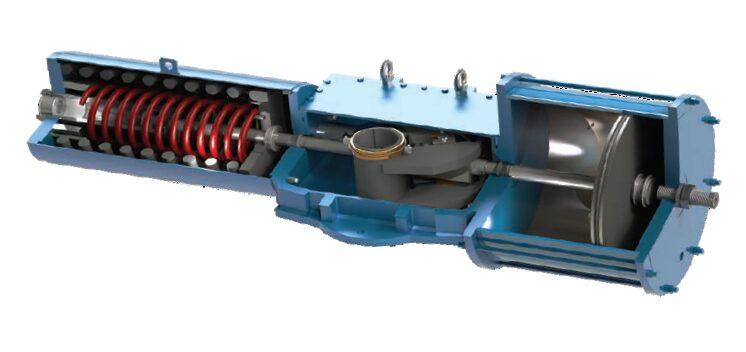 pnuematic actuator