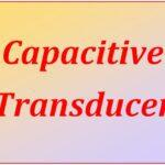 Capacitive Transducer feature